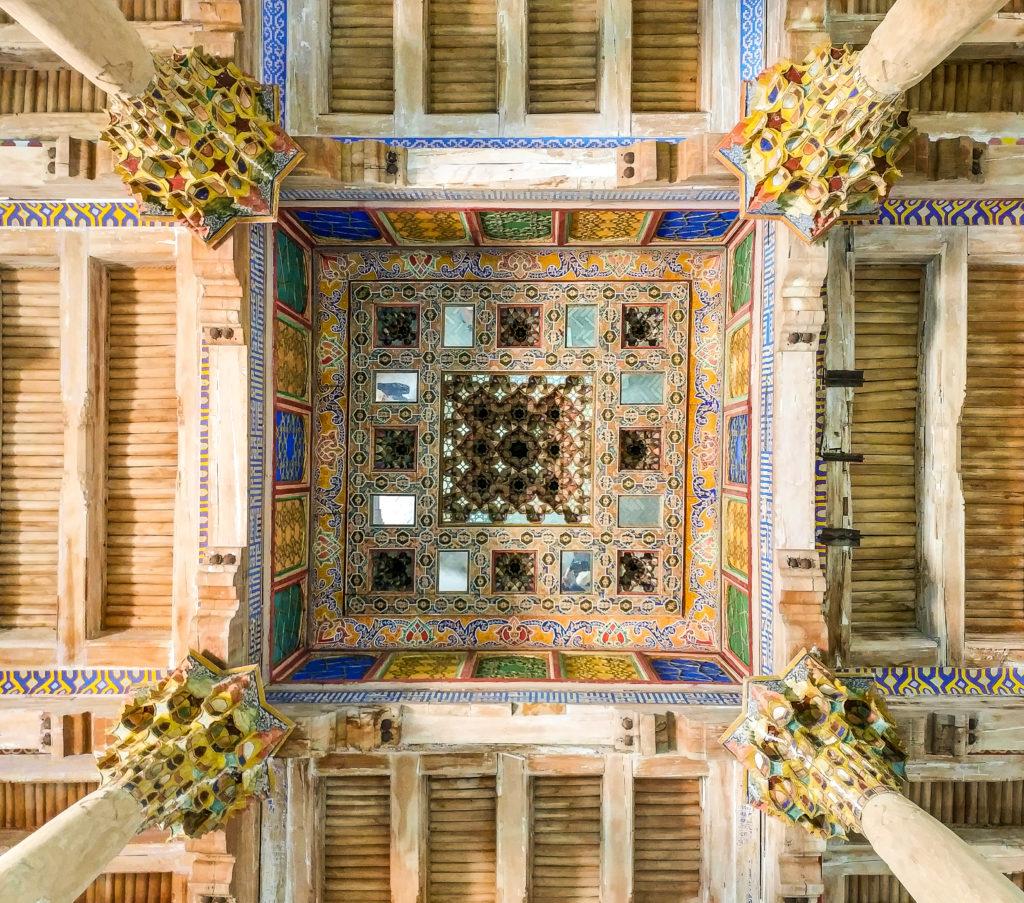 Мечеть в Бухаре