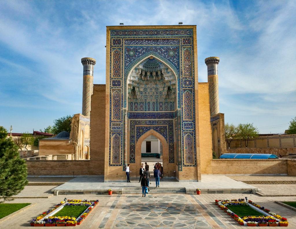Самарканд, мавзолей Амира Тимура