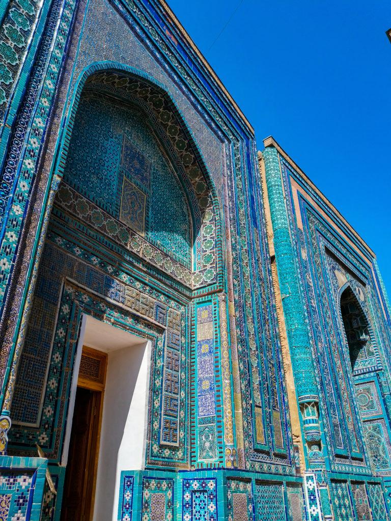Самарканд, мавзолей