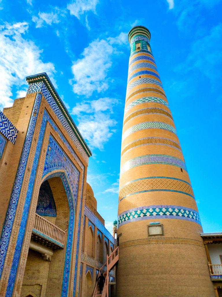 Мечеть в Хиве