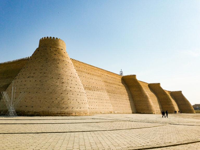 Бухара, крепость