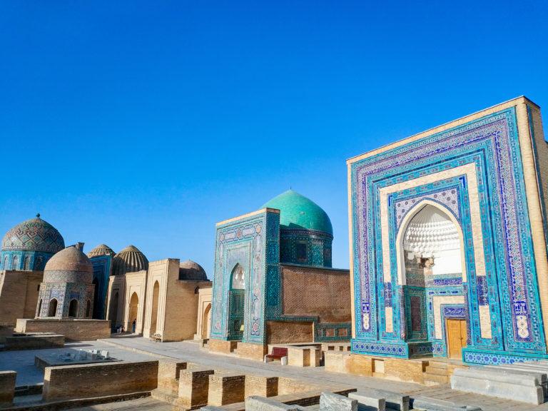 Храмовый комплекс Самарканд 3
