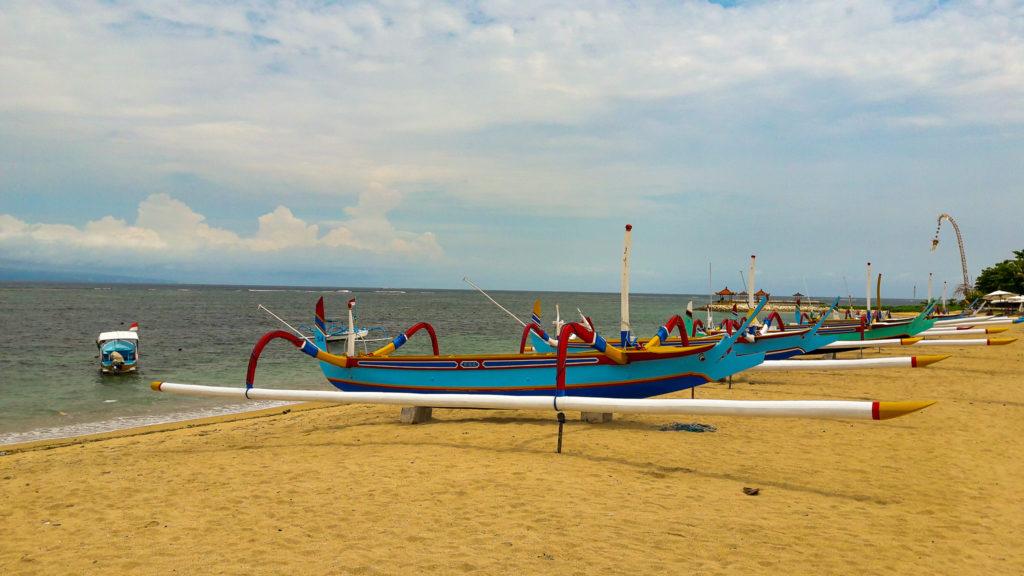 Пляж Санур, Индонезия, Бали