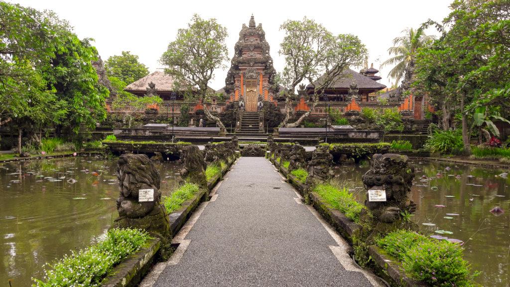 Храм Сарасвати Убуд