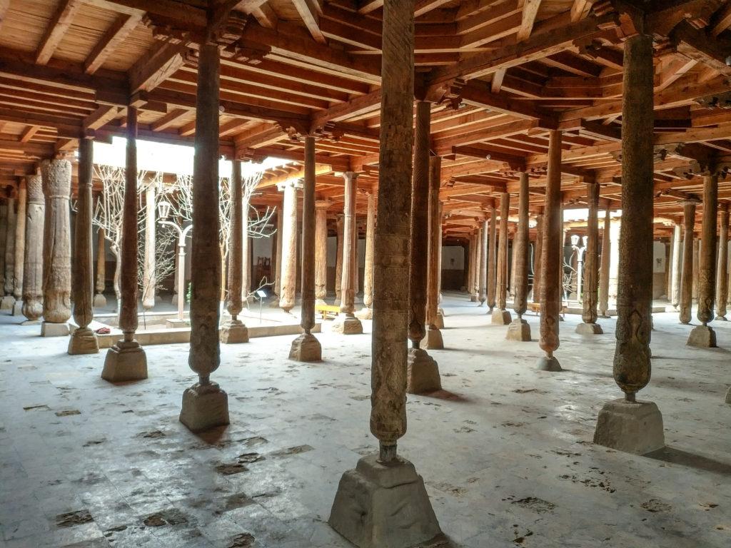 Хива, Мечеть