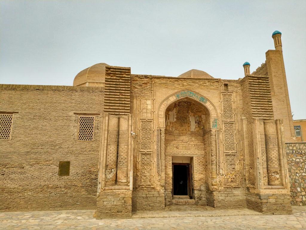 Бухара, мечеть, зороастрийский храм