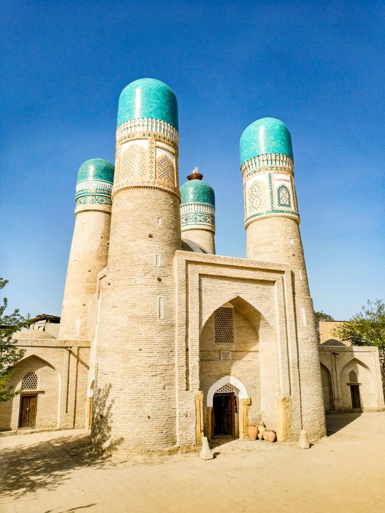 Бухара, Мечеть