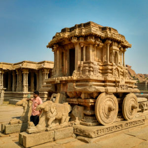Храм колесница