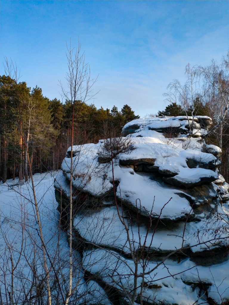 Парк Екатеринбург