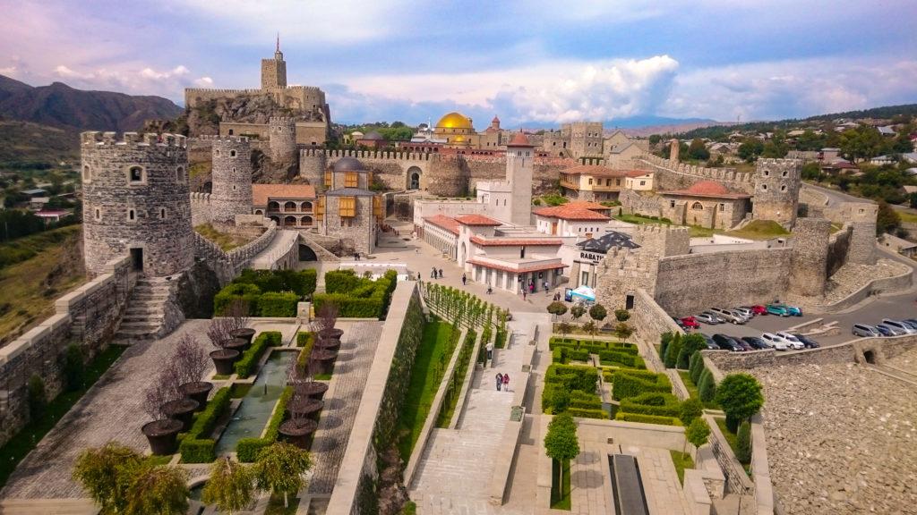 Крепость Рабат в Ахалцихе.
