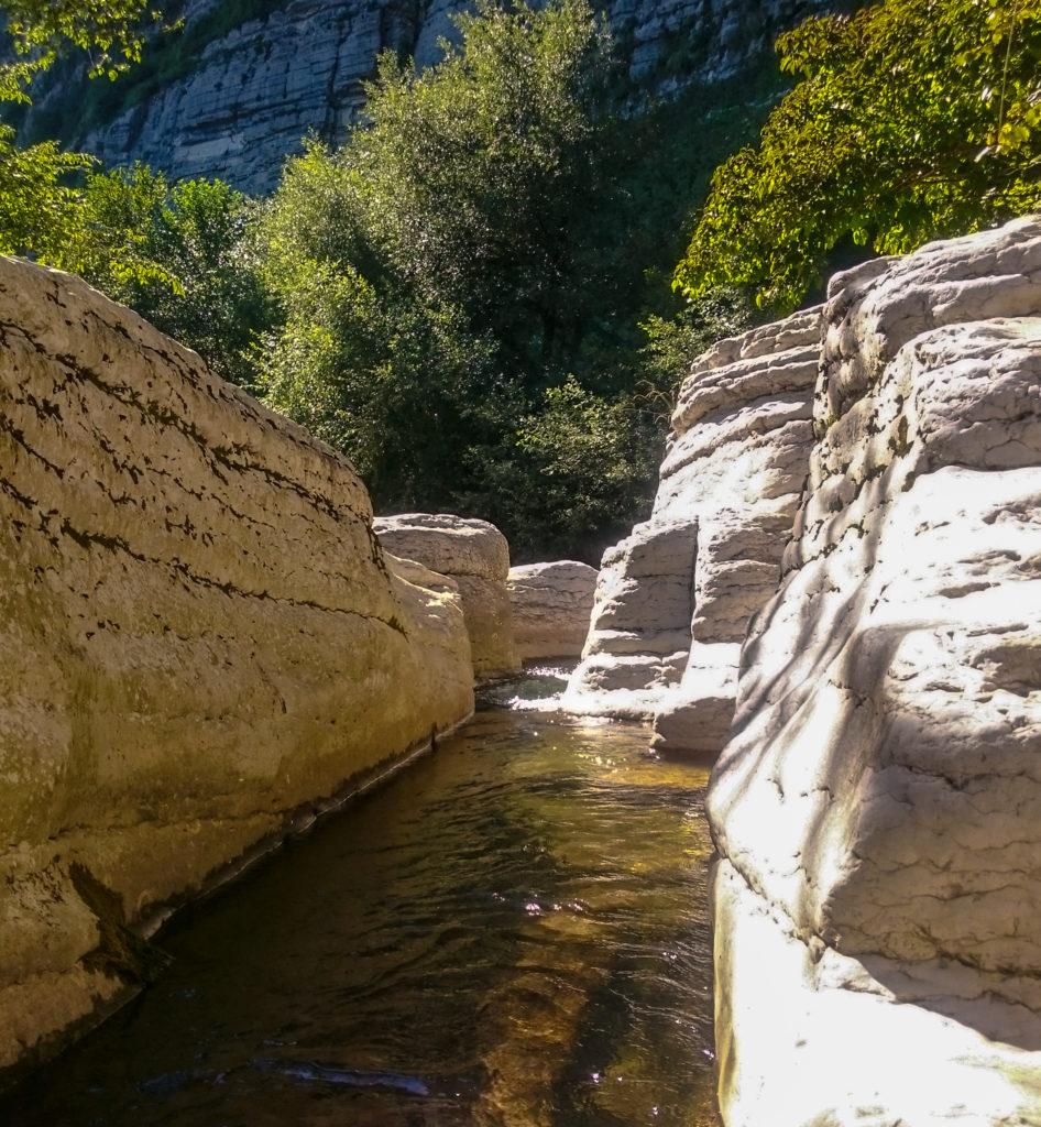 Водопады в Имеретии.