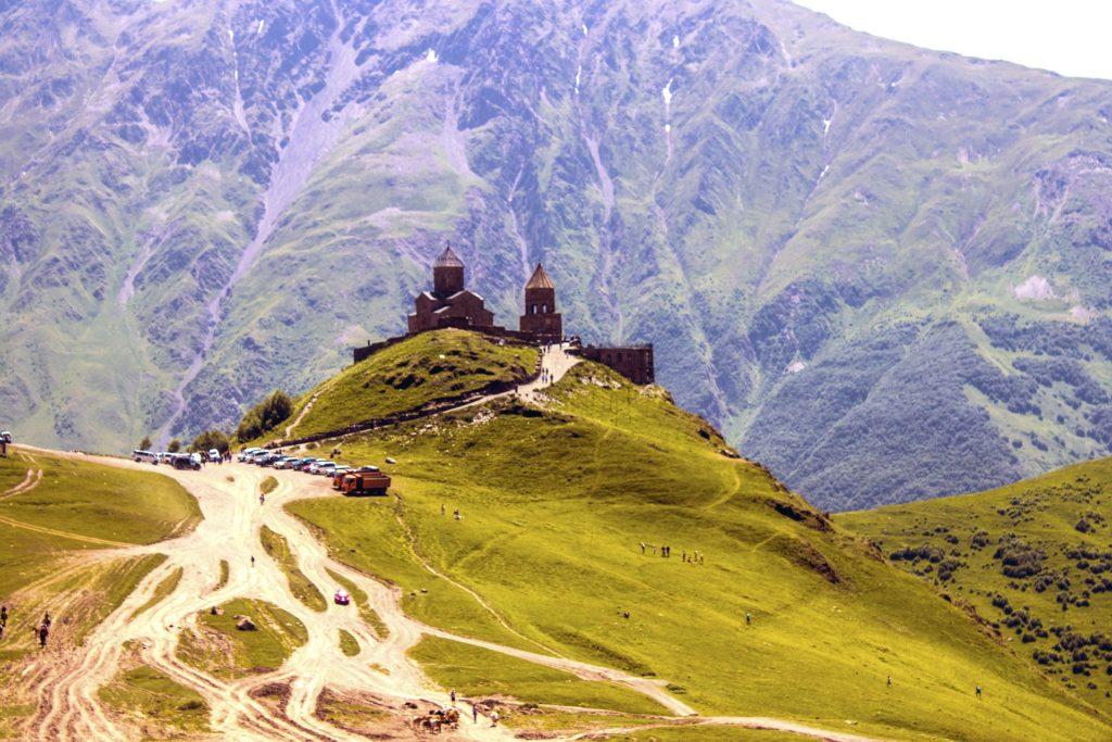 Гора Казбег