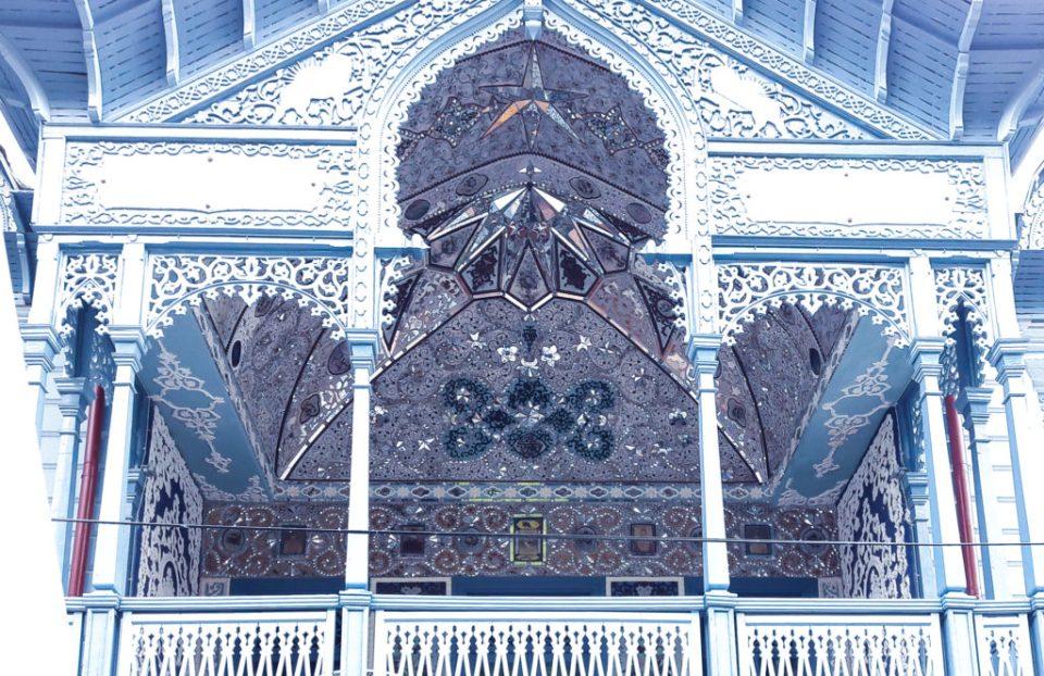 Голубой Дворец Фируза