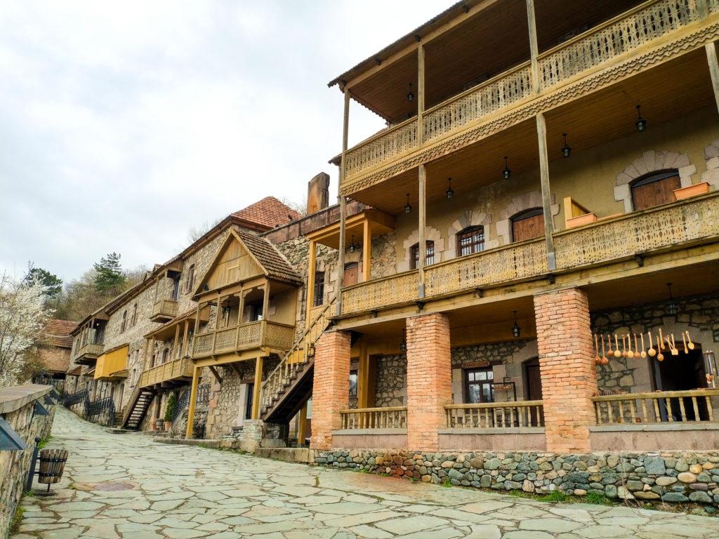 Старая улица Дилижана