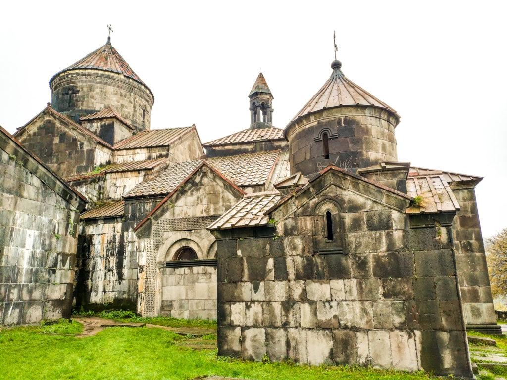 Монастырь Ахпат X века