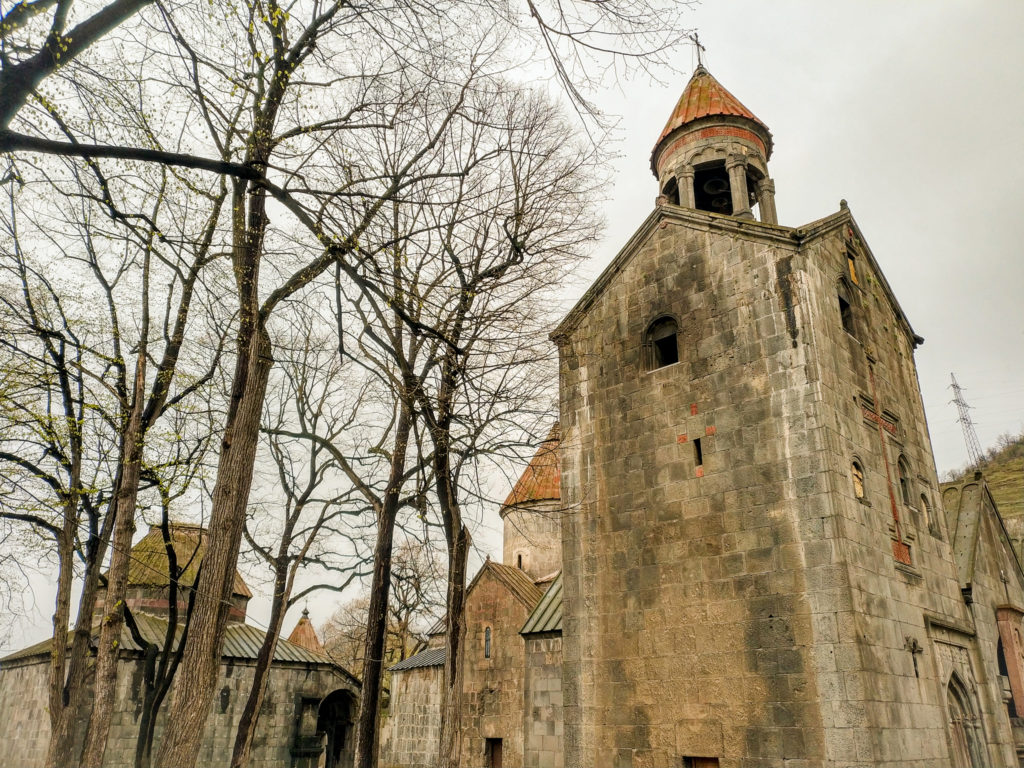 Монастырский комплекс Санаин