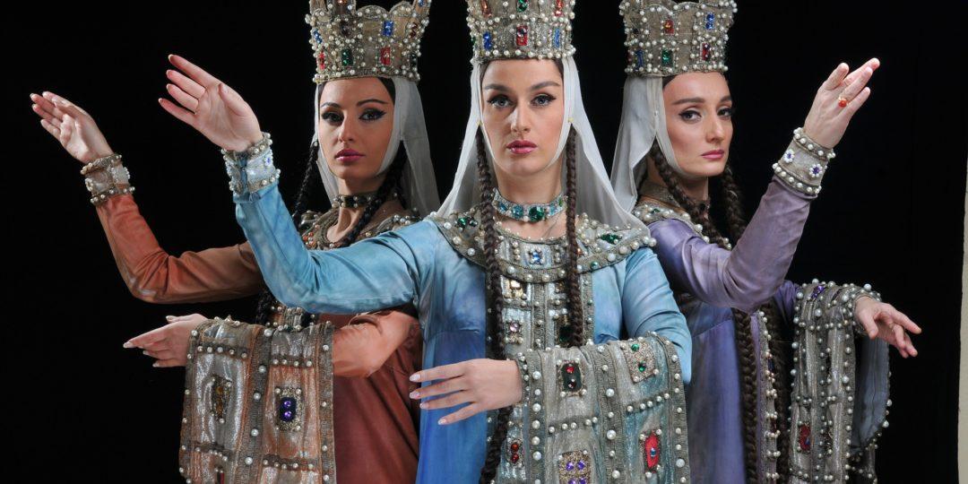 Грузинский ансамбль