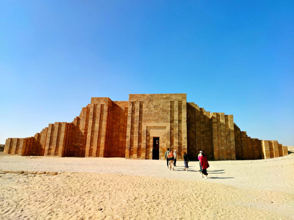 Храмовый комплекс пирамиды Джосера