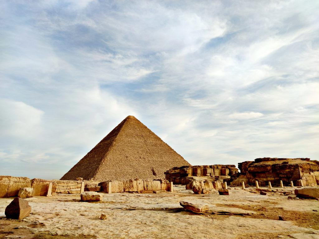 Пирамида Мицерина