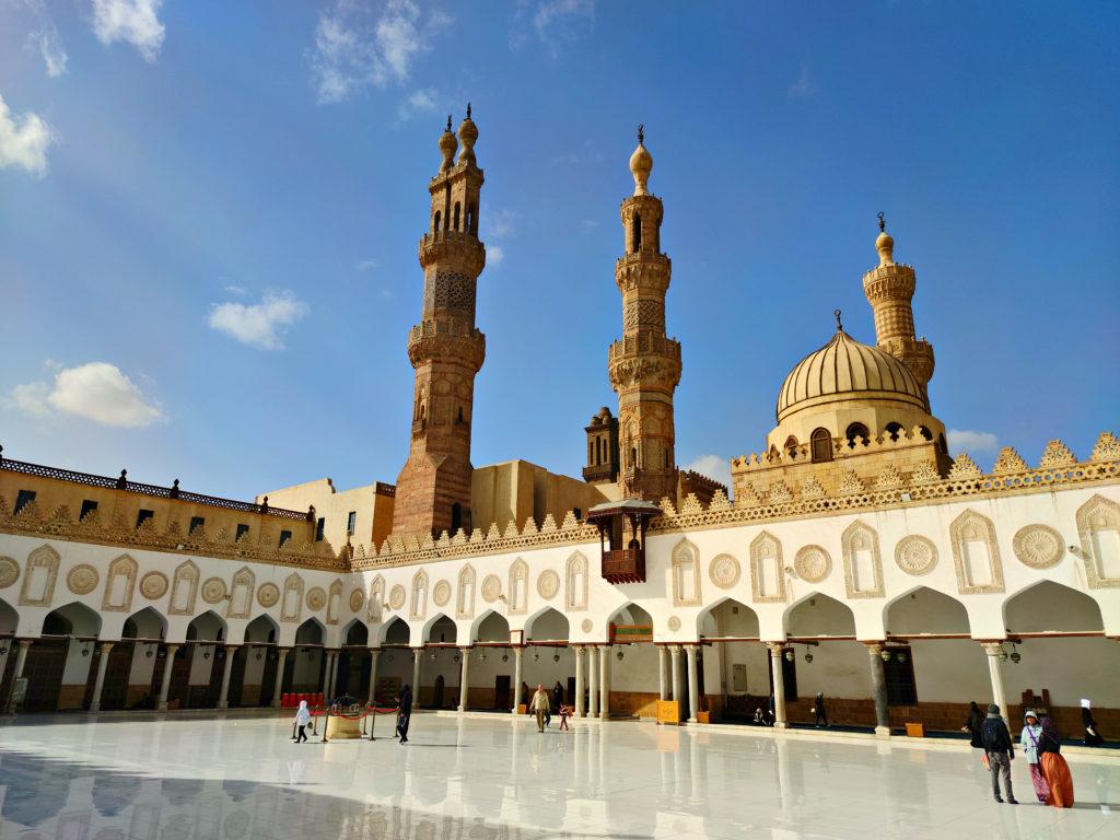 Мечеть Аль-Хазар в Каире