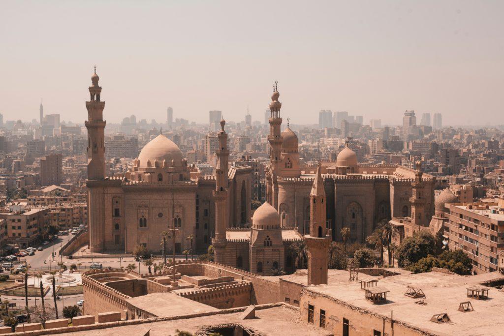 Ансамбль мечети султана Хасана в Каире