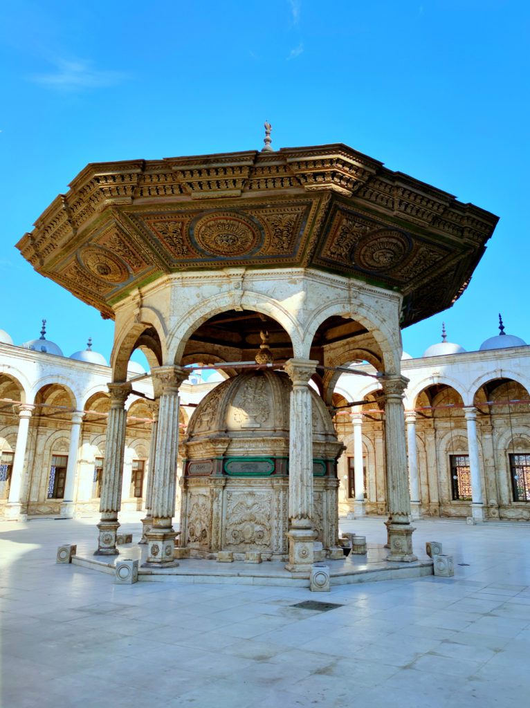 Мечеть Мухаммеда Али в Каире