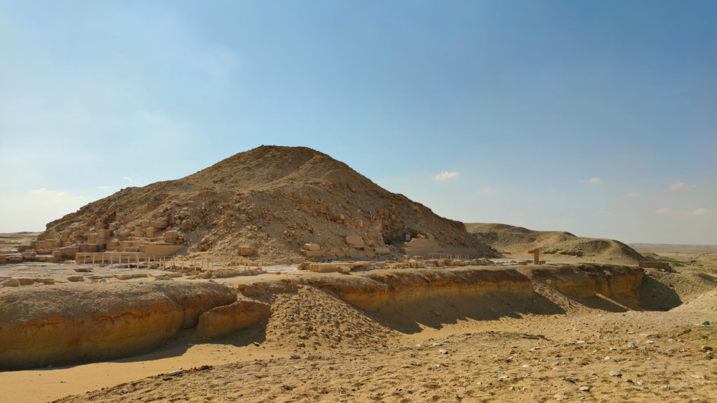 Пирамида Тети