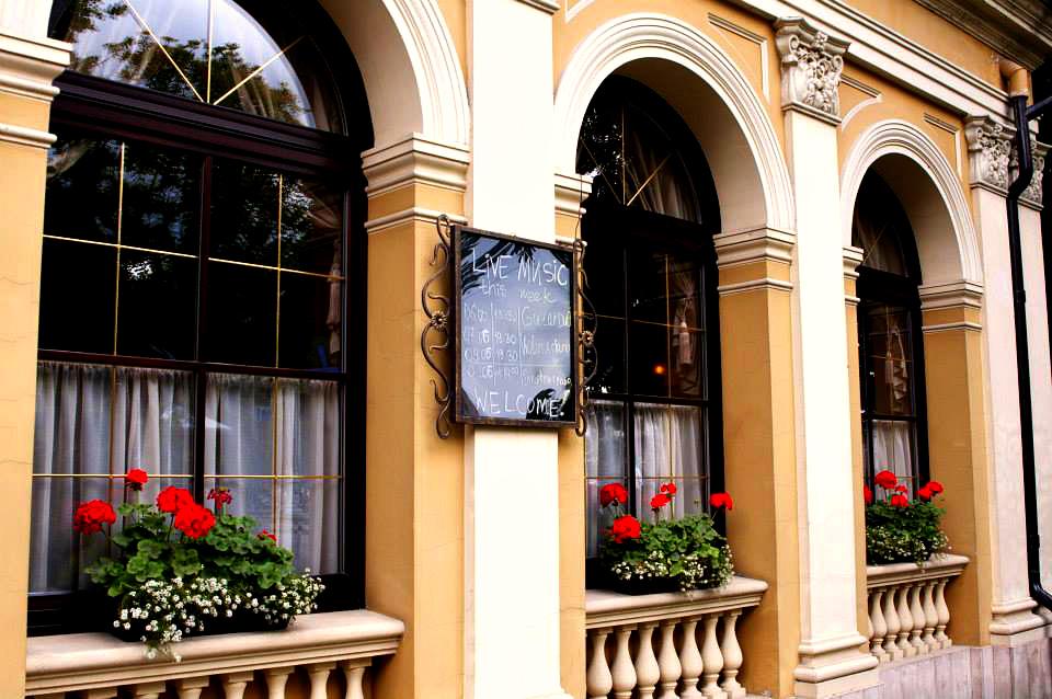 Віденська кав'ярня