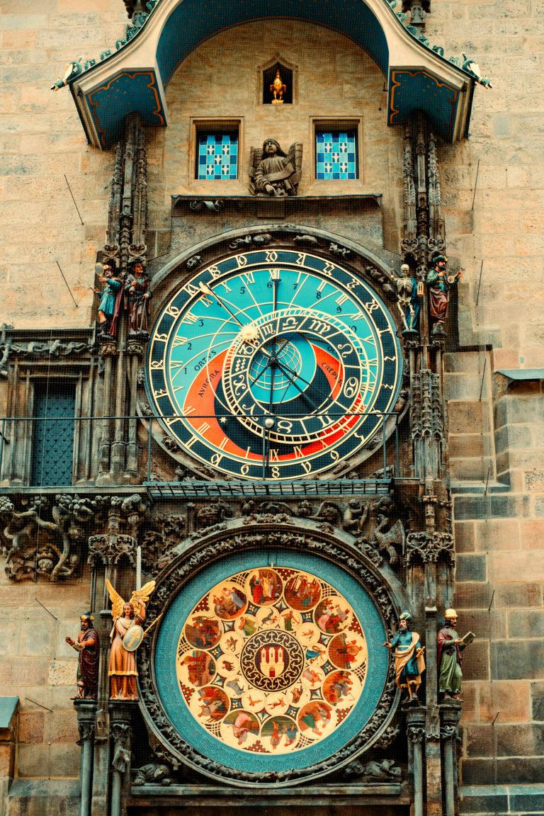 Часы Праги