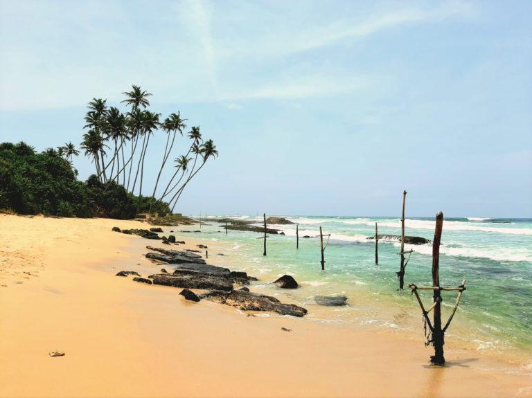 Пляж Когала