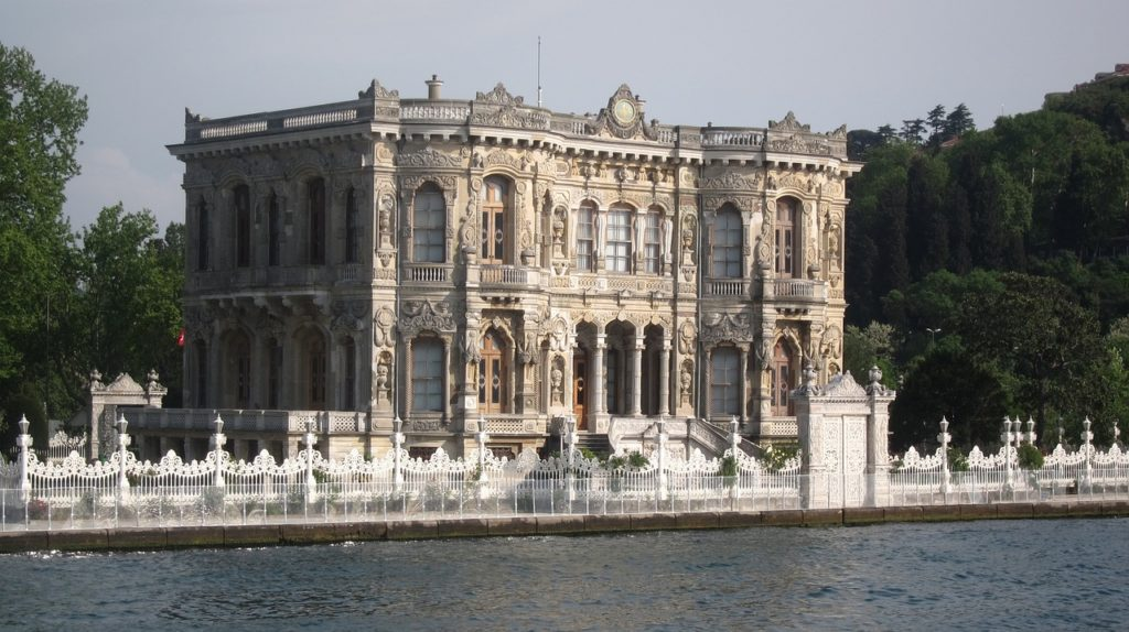Дворец Стамбул