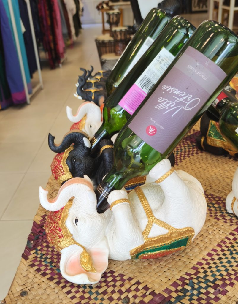 Слон и бутылка