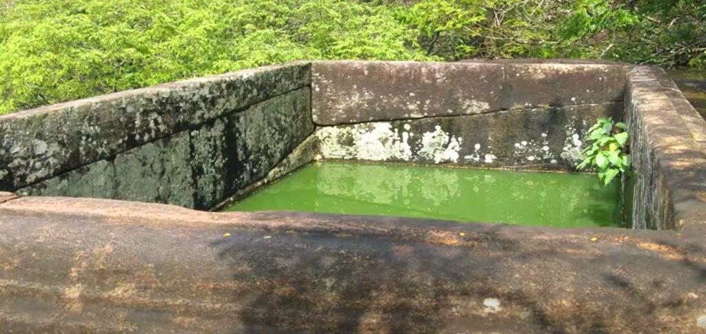 Сигирия бассейн
