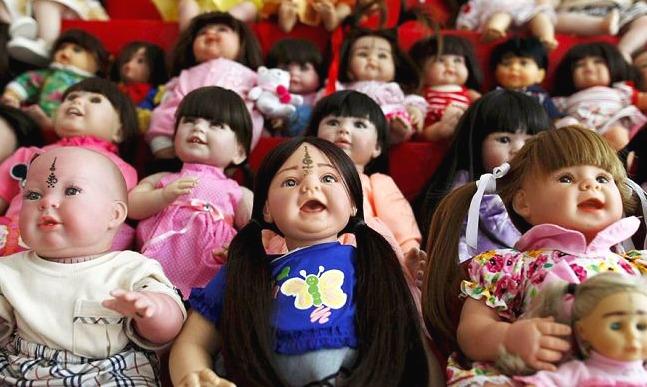 куклы тайланда