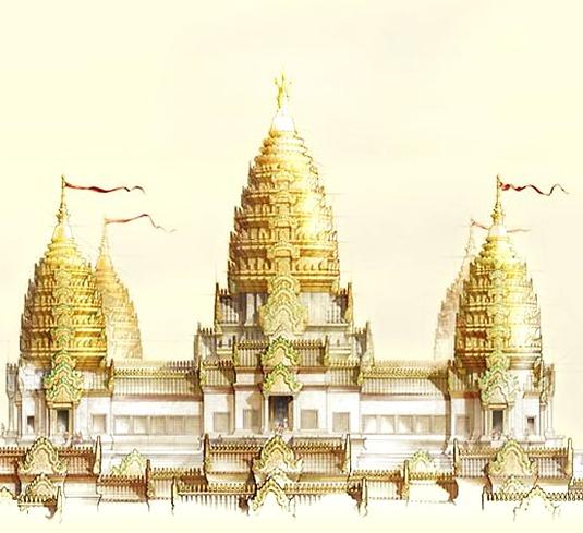 Ангкор- Ват