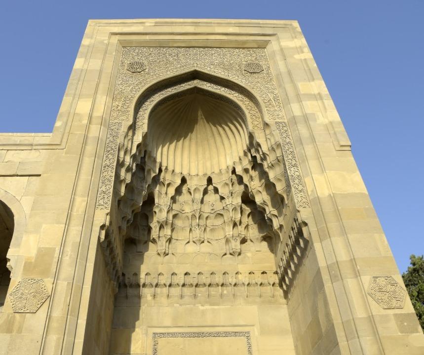 Мечеть Ширваншахов