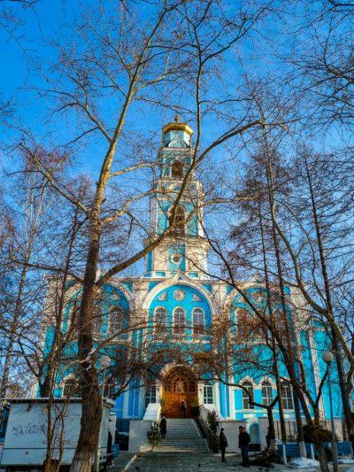 Церковь Екатеринбург